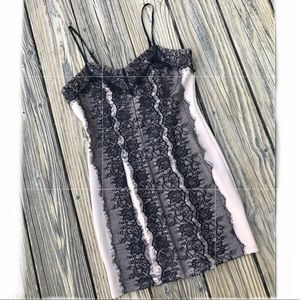 Windsor Lace Bodycon Dress